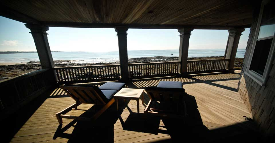 Summer Rental Oceanfront House Kennebunkport